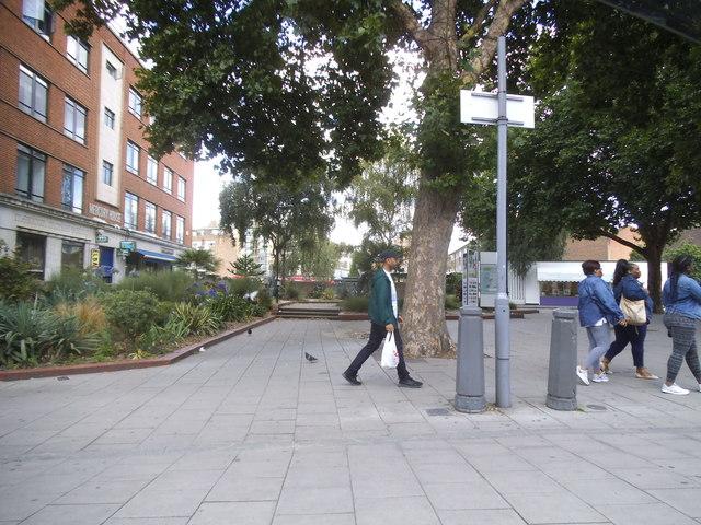 Plaza on Waterloo Road