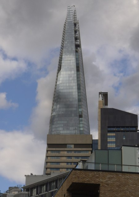 The Shard from Long Lane