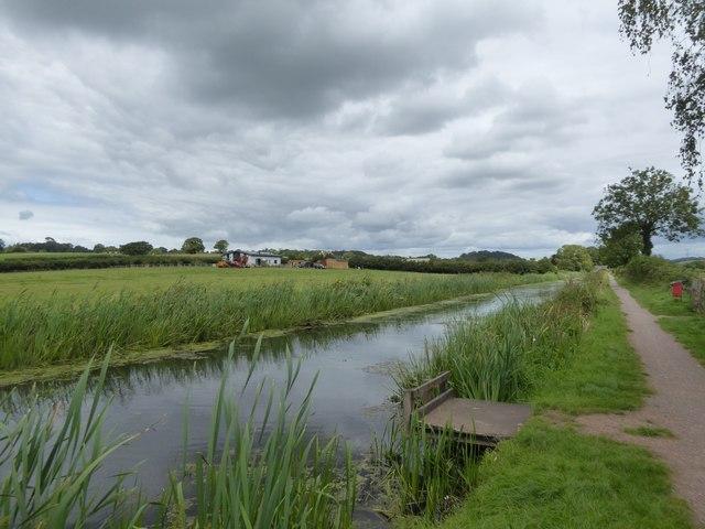 Canal near Ebear