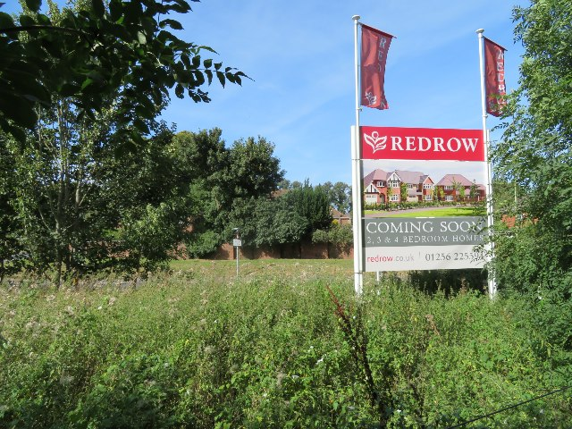 Redrow will be arriving soon