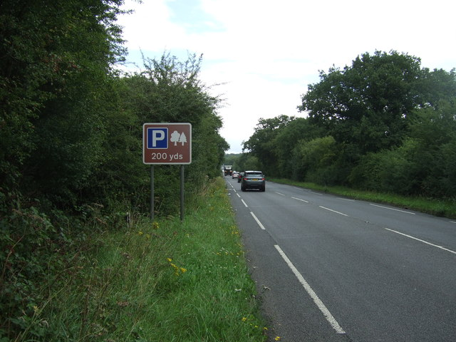 Epping New Road (A104)