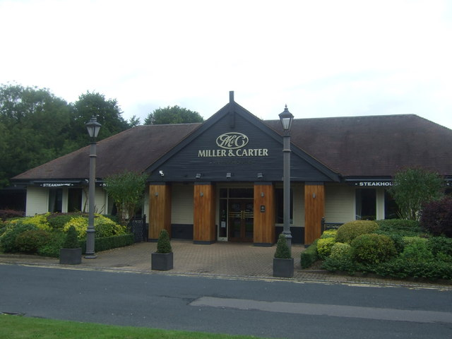 Miller & Carter Steakhouse, Wake Arms Roundabout