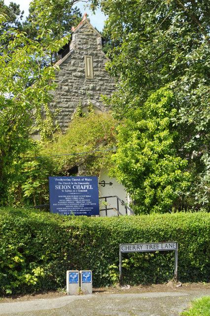 Seion Chapel, Colwyn Heights