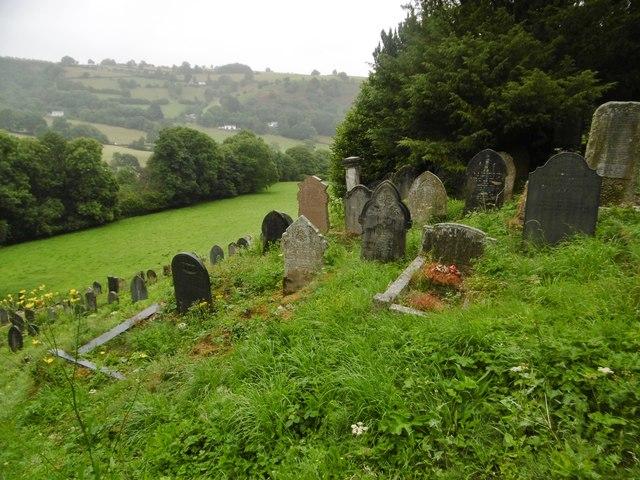 Glyn Ceiriog, cemetery