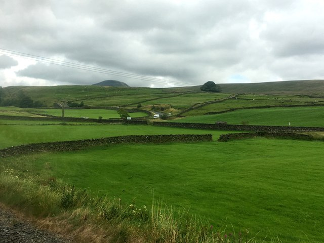 Fields and drystone walls