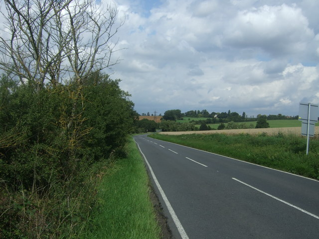 B181 towards Epping Upland