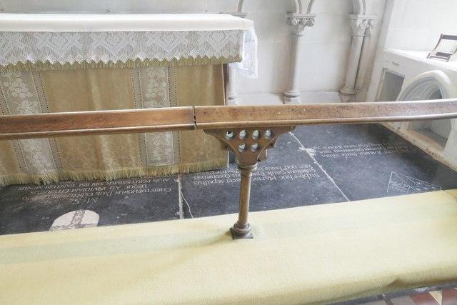 The Altar Rail