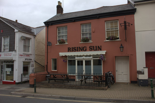 The Rising Sun, Newport Road, Barnstaple