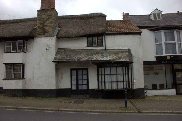 The Old Dairy, Newport St, Barnstaple