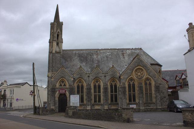 Newport Methodist Church, Barnstaple