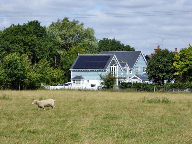House, Bluehouse Farm Chase, North Fambridge