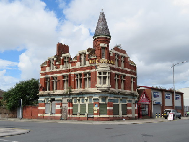 The Royal, Kirkdale