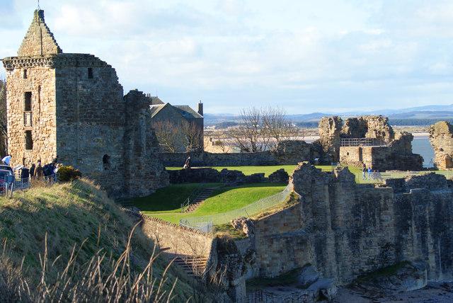 St Andrews Castle, St Andrews