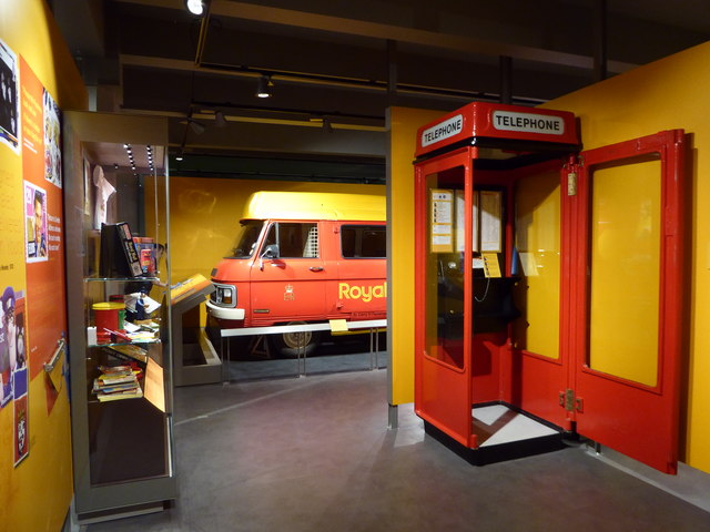 A visit to the new Postal Museum (e)