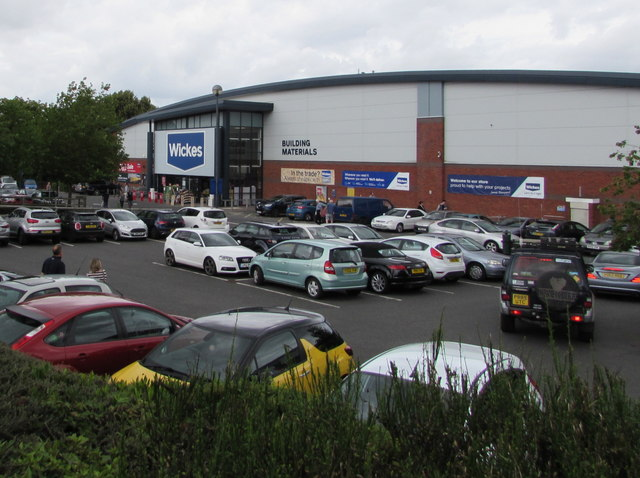 Wickes in Worcester
