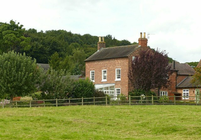Abbey Farmhouse, Dale Abbey