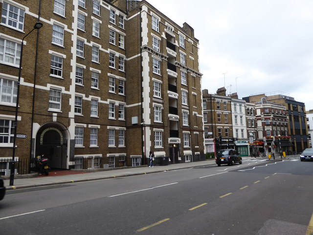 Apartments in Clerkenwell Road