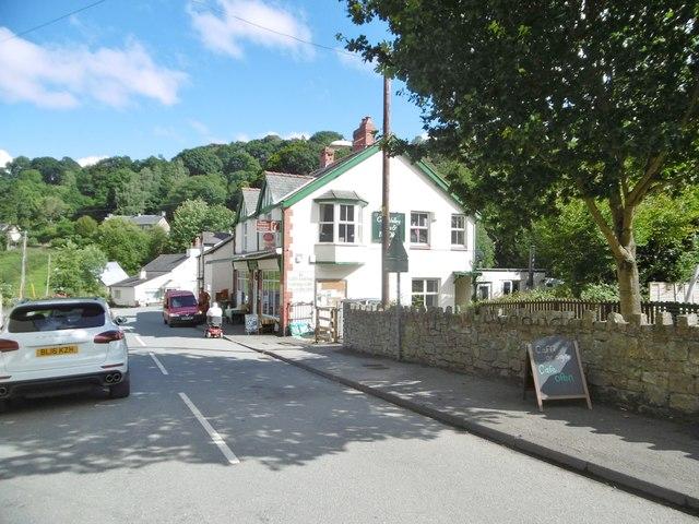 Glyn Ceiriog Post Office