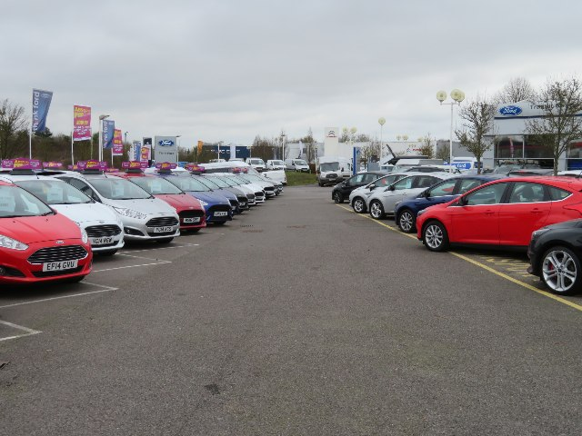 Ford dealership - Basingstoke
