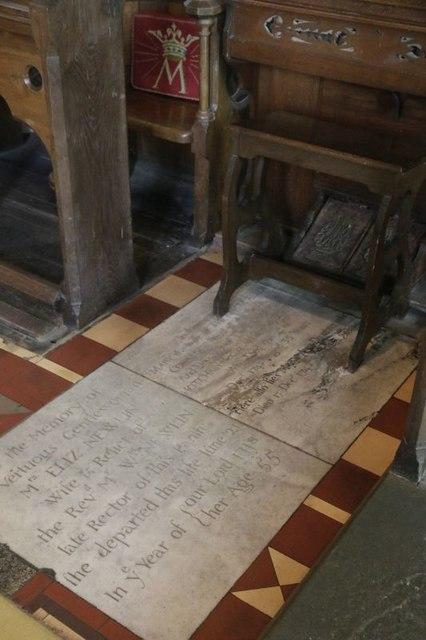 Floor memorial