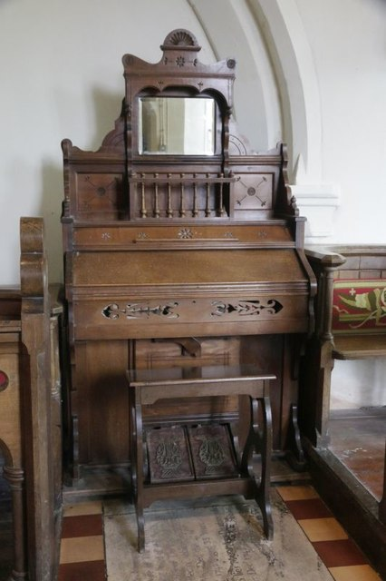 The Old organ