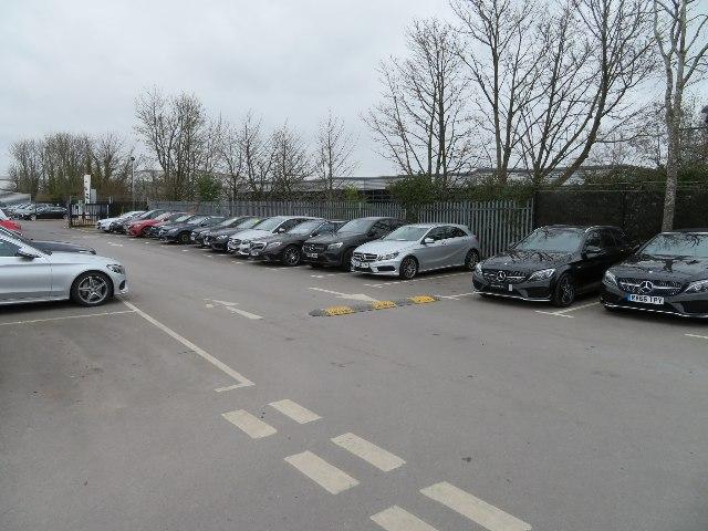 Mercedes-Benz - Basingstoke
