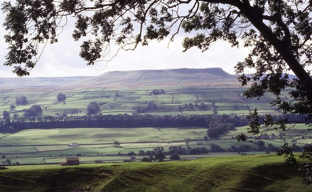View to Addlebrough