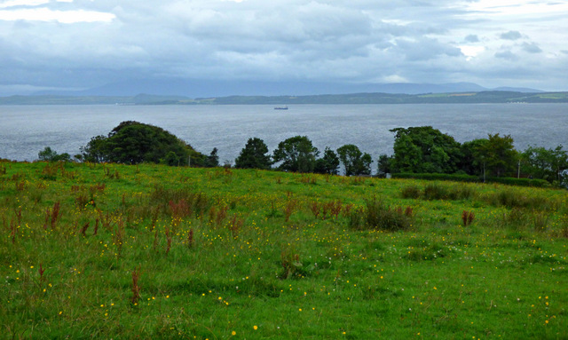 Field near Skelmorlie