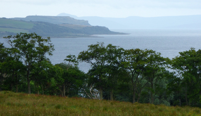 The Firth of Clyde from Skelmorlie