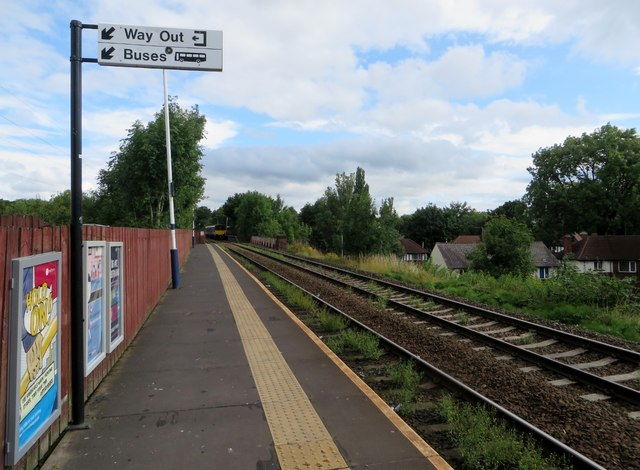 Hall i' th' Wood railway station