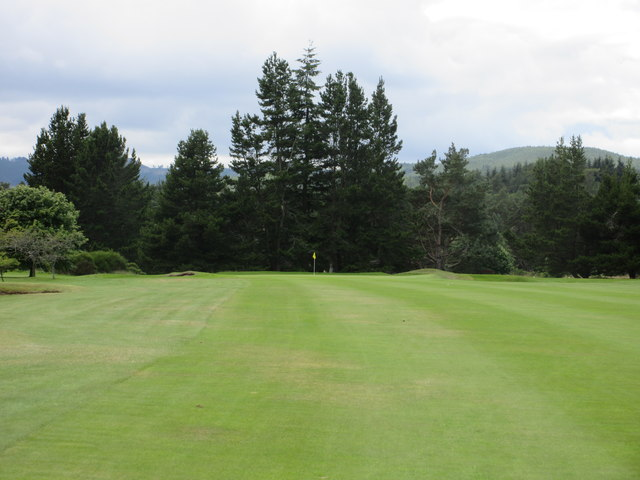 Ballater Golf Course, 8th hole, The Knocks