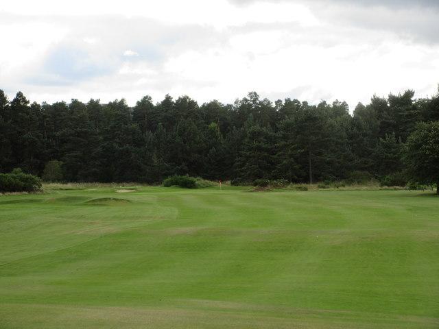 Ballater Golf Course, 10th hole, The Coyles