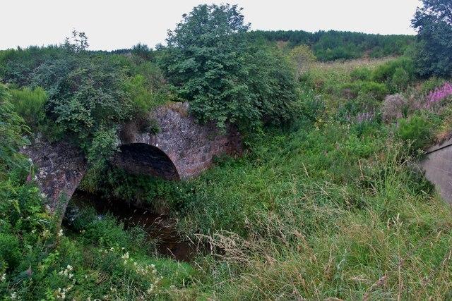 Denmill Bridge, disused