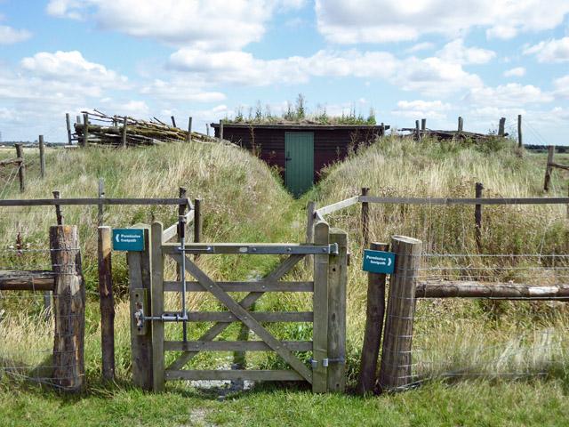 Hide, Bluehouse Farm Nature Reserve