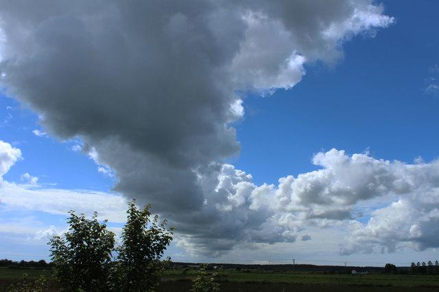 Black Cloud over Palnure