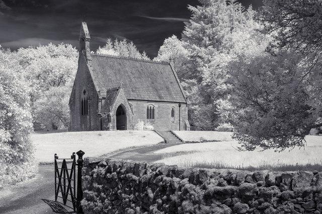 Maxwelton Chapel