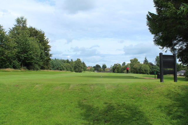 Dumfries and Galloway Golf Course