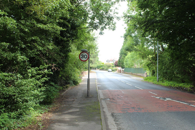 The Thirty Mile Limit, Dumfries