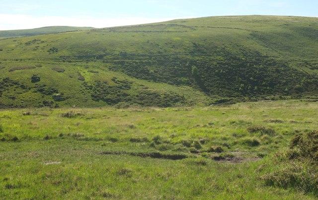 East Dart valley below Hartland Tor