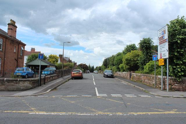 Victoria Road, Dumfries