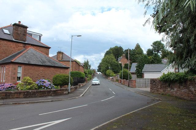 Maxwell Street, Dumfries