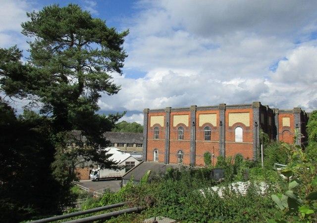 Lodgemore Mill