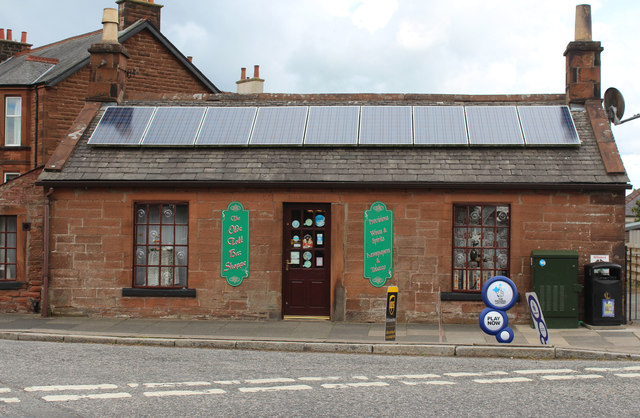 The Olde Toll Bar Shoppe, Dumfries