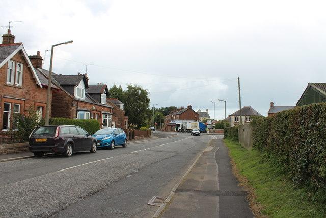 Park Road, Dumfries