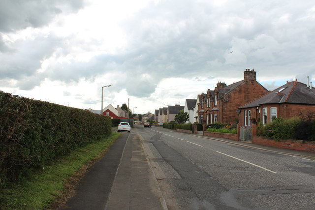 Park Road, Dumfries