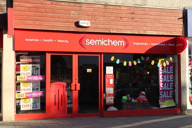 Semichem, Stranraer