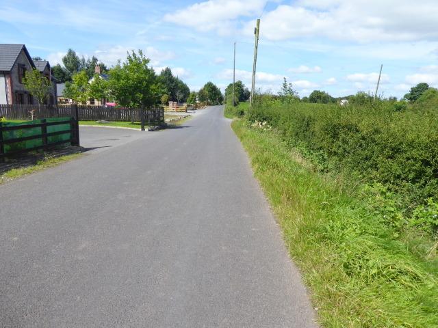 Letfern Road, Tattyreagh Glebe