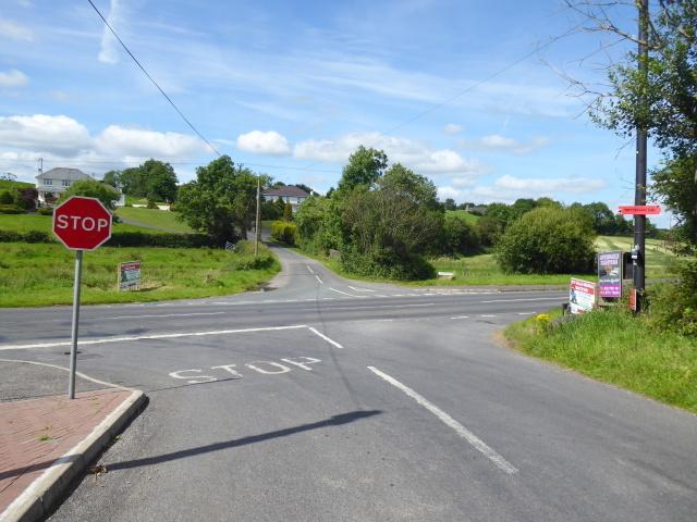 Crossroads, Tattyreagh Glebe