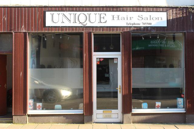 Unique Hair Salon, Stranraer