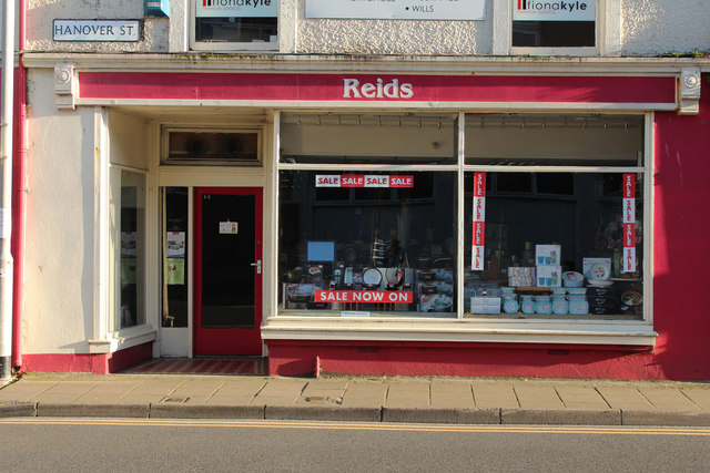 Reids, Stranraer